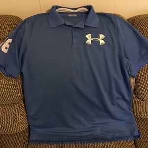 Under Armour Shirts - Under armor Polo